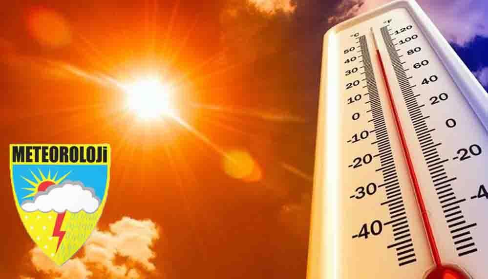 Meteoroloji'nin haritasında ortaya çıktı! Ülkenin neredeyse yarısı olağanüstü kurak...