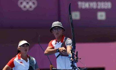 Milli sporcular Mete Gazoz ve Yasemin Anagöz olimpiyat dördüncüsü oldu