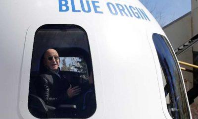 Milyarder Jeff Bezos ve ekibi bugün uzaya çıkıyor