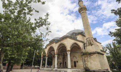 Mimar Sinan'ın Ankara'daki tek eseri: Cenab-ı Ahmet Paşa Camisi