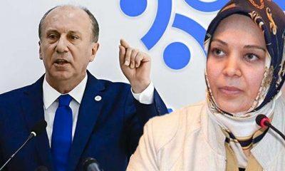 """Muharrem İnce'den 'Hilal Kaplan' tepkisi: """"O kadının attığı tweetleri siz atmış olsaydınız..."""""""