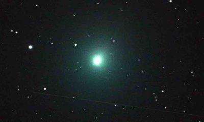 NASA: Anormal derecede yüksek alkollü bir kuyruklu yıldız tespit ettik
