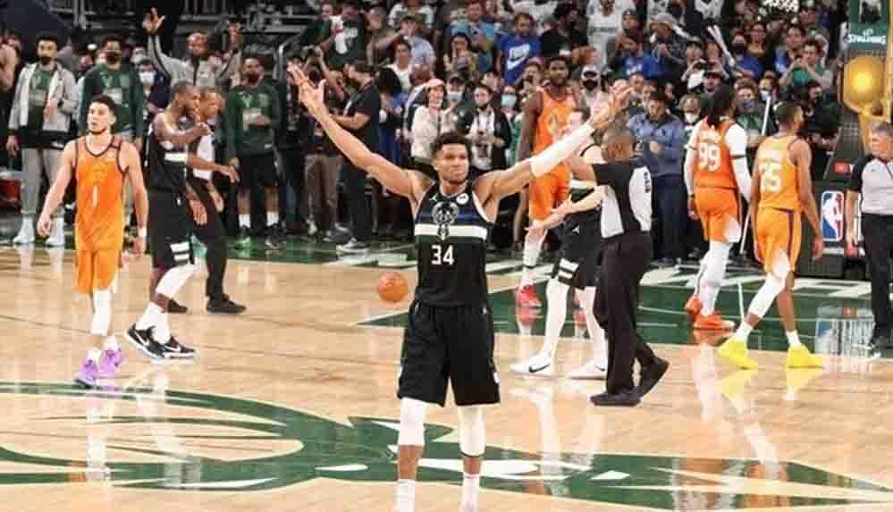NBA'de şampiyon Milwaukee Bucks oldu