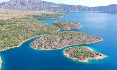 Nemrut Kalderası UNESCO'nun Küresel Jeopark Ağı'na dahil edilecek