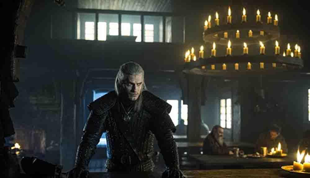 Netflix, The Witcher'ın ikinci sezonu için tarih verdi