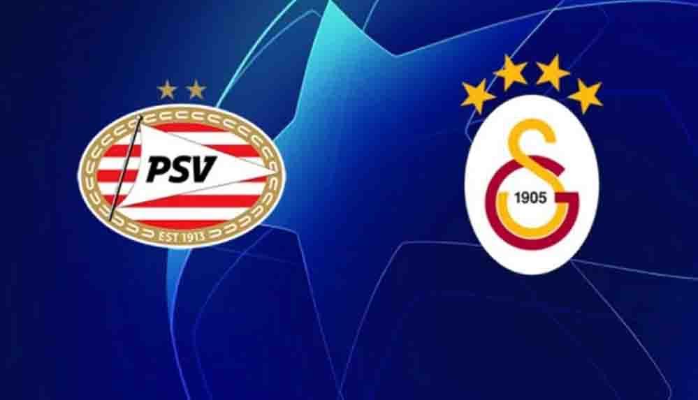 PSV - Galatasaray Şampiyonlar Ligi eleme maçı saat kaçta, hangi kanalda? Şifresi yayınlanacak mı?