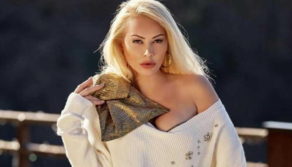 Şarkıcı Aylin Coşkun, Koronavirüs'e yakalandığını açıkladı