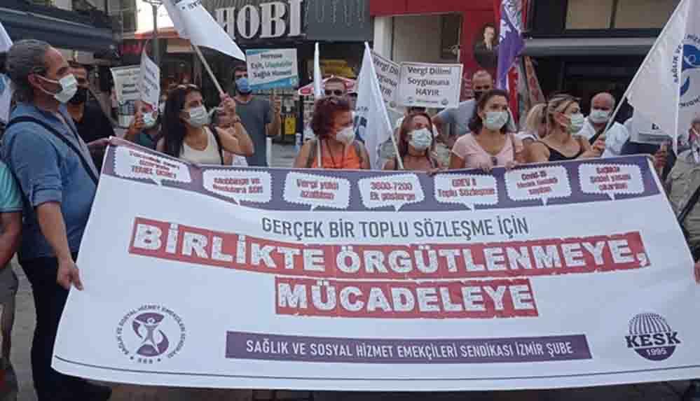 SES İzmir Şubesi toplu iş sözleşmesi öncesi taleplerini açıkladı