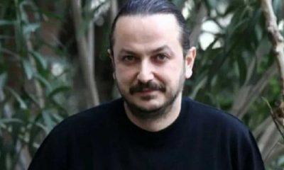 Sanatçı Güvenç Dağüstün gözaltına alındı