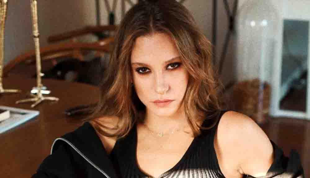 Serenay Sarıkaya'dan aşk dedikodularına cevap: Hazır değilim...