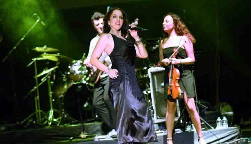 Sertab Erener: 40 yıldır şarkı söylüyorum böyle heyecan yaşamadım