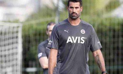 Son Dakika... Volkan Demirel Fenerbahçe'den ayrıldı