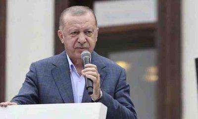 Erdoğan'ın Kıbrıs'a müjdelediği 'külliye' alanının daha önce park olarak işaretlendiği ortaya çıktı