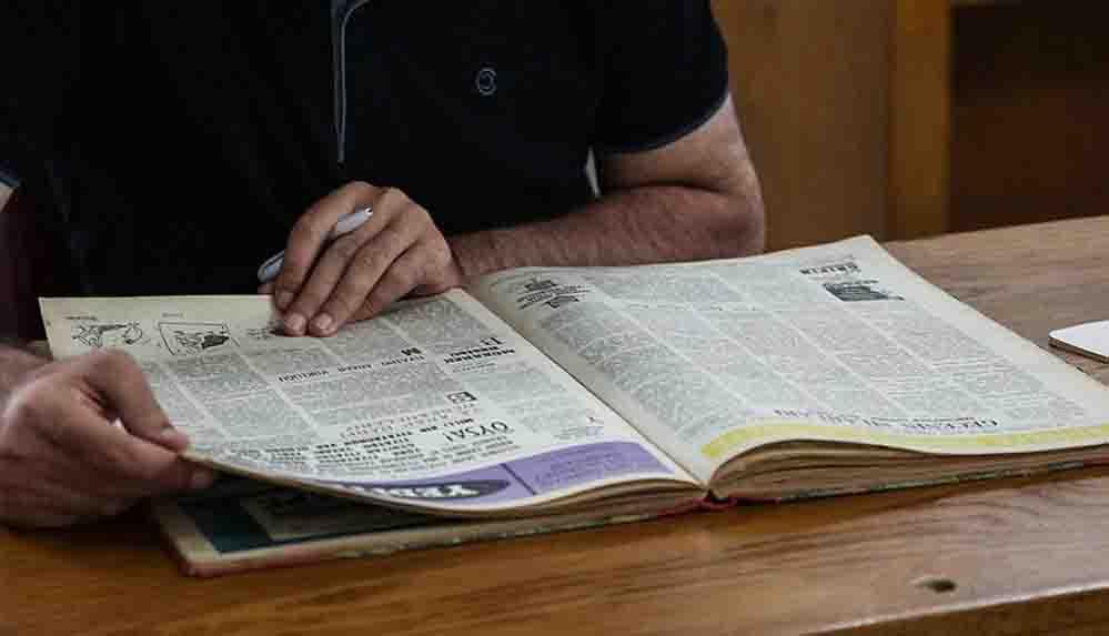 Tarihi gazete nüshalarını kimler, neden kesiyor?
