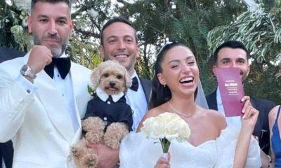 Tolga Akış'la evlenen Zeynep Bastık: Düğündeki en sevdiğim fotoğraf