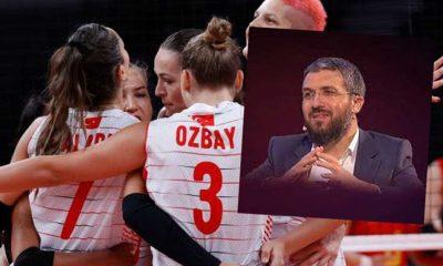 Türkiye Milli Kadın Voleybol Takımı'nın başarısı İhsan Şenocak'ı rahatsız etti
