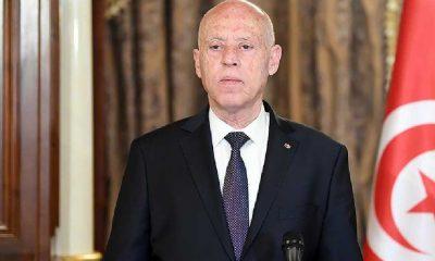 Tunus Cumhurbaşkanı Kays Said: 4.8 milyar dolar kamu parası çalındı