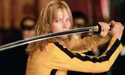 """""""Uma Thurman, Kill Bill'deki kostümünden nefret ediyordu. Muzlu dondurma gibi göründüğünü düşünüyordu"""""""