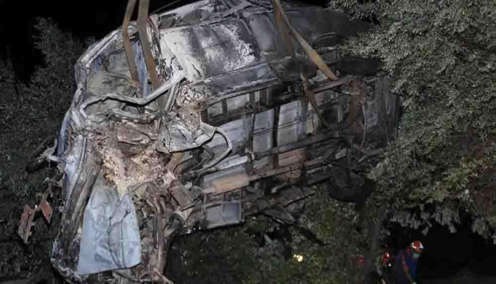 Van Valiliği'nden 11'i göçmen 12 kişinin öldüğü kazayla ilgili açıklama