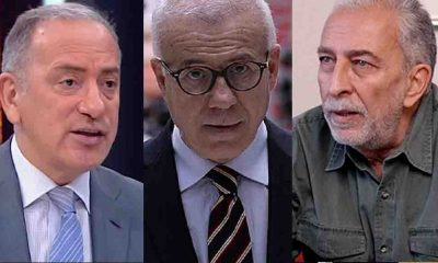 Yeni Akit Yazı İşleri Müdürü Karahasanoğlu: Ertuğrul Özkök Fatih Altaylı ve Emin Çölaşan, bedava yağdanlık vazifesi üstlendi