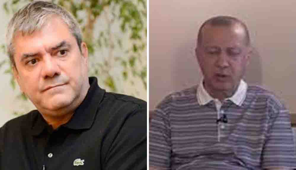 Yılmaz Özdil, Erdoğan'ın uyumasını ti'ye aldı: Sedat Peker, uyanman için adeta yakandan tutup silkeliyor