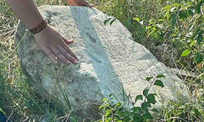 Yol kenarında bulunan 2 bin yıllık kitabenin sırrı çözüldü