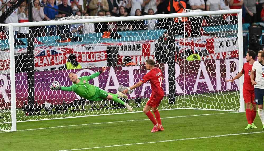 Danimarka'yı uzatmalarda geçen İngiltere finalde
