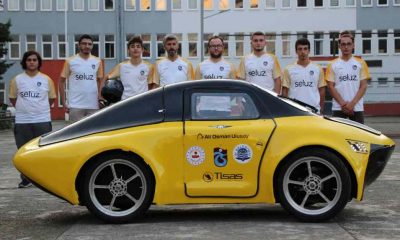 1 TL ile 100 kilometre giden elektrikli araç yaptılar
