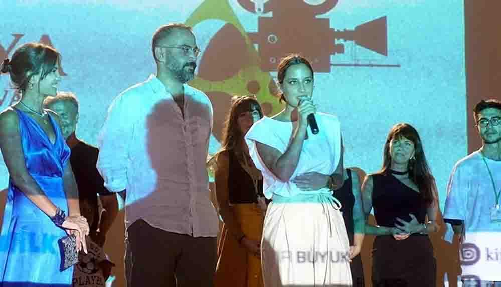 '1. Kıyıdan Kıyıya/Türkiye-Yunanistan Film Festivali' başladı