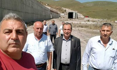 """""""2019 yılında açılması gereken tünel 310 metre delinip bırakılmış"""""""