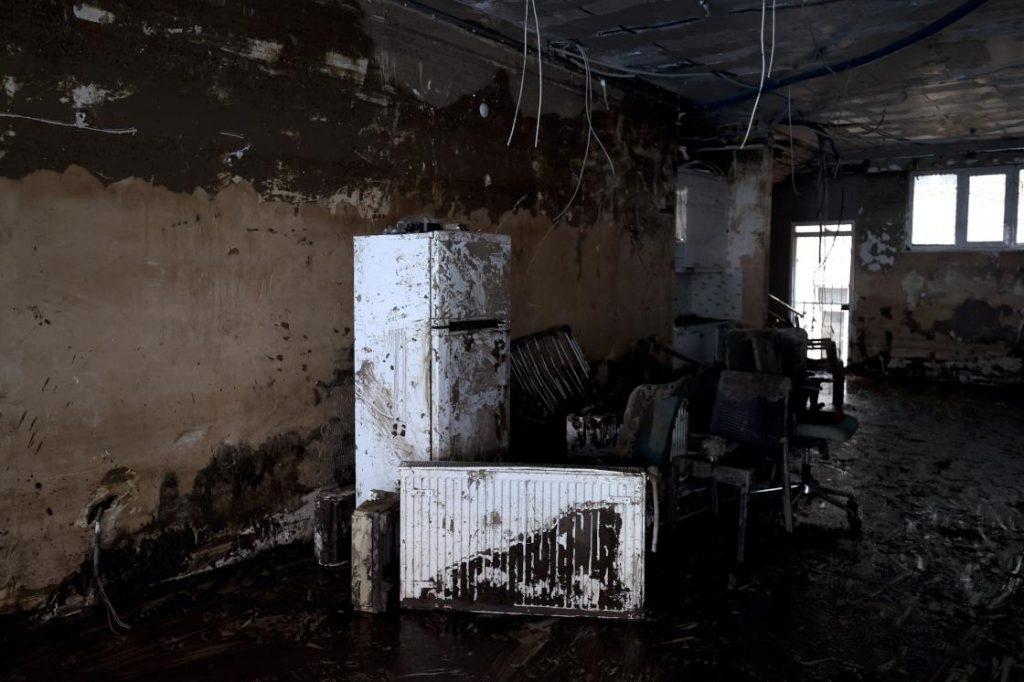 Bozkurt'ta selden geriye kalanlar felaketin boyutlarını gözler önüne seriyor