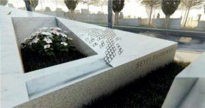 Ekrem İmamoğlu, Seyfi Dursunoğlu'nun mezarını yeniletti