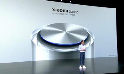 90dB'lik Xiaomi Sound tanıtıldı!
