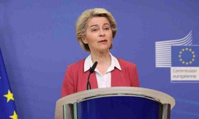 AB Komisyonu Başkanı Ursula Von der Leyen: Taliban ile siyasi temasımız yok, Taliban'ı tanımıyoruz