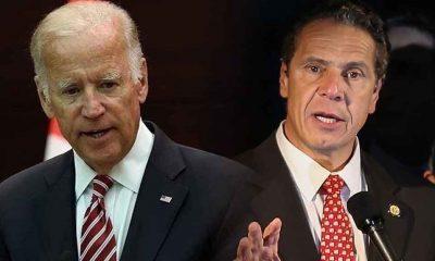 ABD Başkanı Biden'den, cinsel tacizle suçlanan New York Valisi Cuomo'ya istifa çağrısı