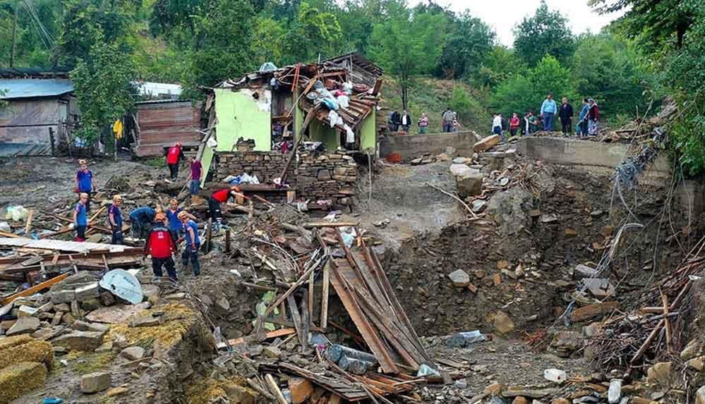 Son Dakika... AFAD duyurdu: Sel felaketinde can kaybı 71'e yükseldi