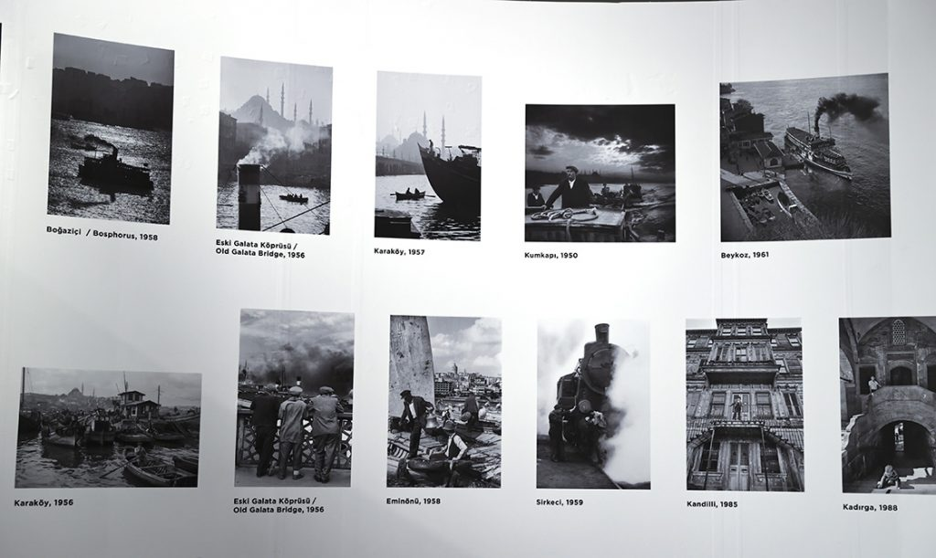 Dünyaca ünlü usta foto muhabiri Ara Güler, 93. yaş gününde sergiyle anıldı