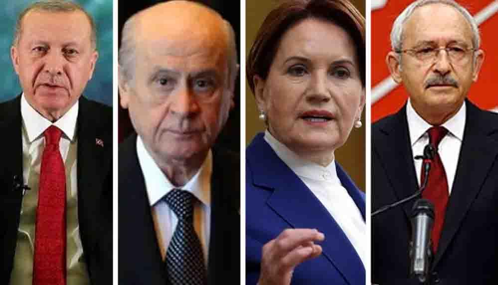 AKP ve MHP'yi şok edecek sonuç: Büyük düşüş gözlendi
