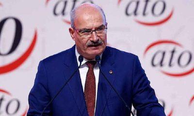 ATO Başkanı Gürsel Baran: Türkiye'de işsizlik var ancak işsiz yok