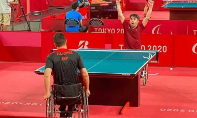 2020 Tokyo Paralimpik Oyunları'nda masa tenisi tek erkeklerde Abdullah Öztürk, altın madalya kazandı