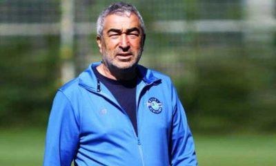 Adana Demirspor'da teknik direktör Samet Aybaba ile yollar ayrıldı
