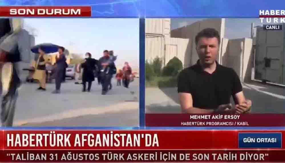 """Afganistan'da gazeteci Mehmet Akif Ersoy'a Taliban müdahalesi: """"Tüfeği sana doğrultuyor ve direkt 'Sil' diyor"""""""