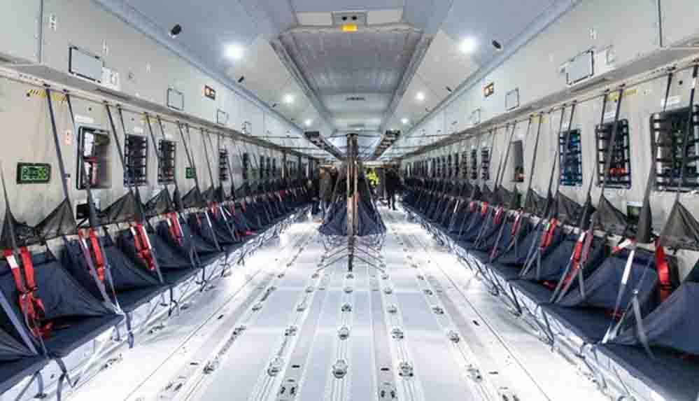 Almanya, Afganistan'dan kargo uçağı ile sadece 7 kişiyi tahliye etti!