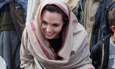 """Angelina Jolie'den Afganistan açıklaması: """"Bir Amerikalı olarak utanıyorum, bu bizi küçültür"""""""