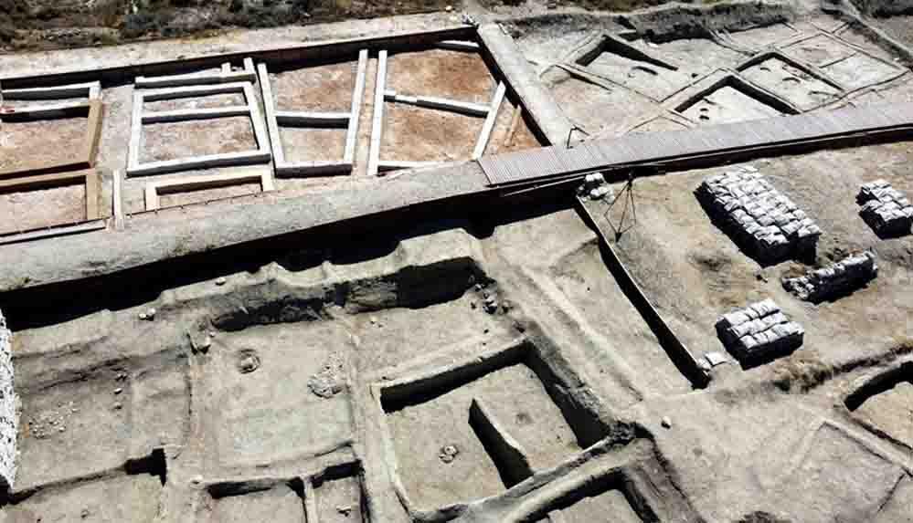 Aşıklı Höyük'te 9 bin 500 yıllık, beyin ameliyatlı kafatası bulunan kadın 'canlandırılacak'