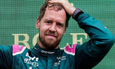 Aston Martin pilotu Vettel, F1 Macaristan Grand Prix'sinden diskalifiye edildi