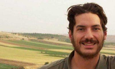 ABD'den Suriye'de 9 yıldır rehin tutulan Amerikalı gazetecinin serbest bırakılması çağrısı
