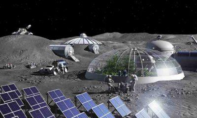 Ay toprağından oksijen üretecek