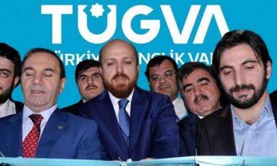 Bilal Erdoğan'ın kurucusu olduğu TÜGVA'dan 'yardım' skandalı