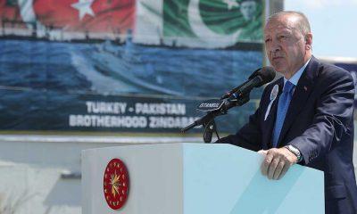 Cumhurbaşkanı Erdoğan: Afganistan'ın bir an önce istikrara kavuşturulması için her türlü çabayı göstermeye devam edeceğiz